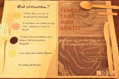 Tercer Tast Amb Sentit Vinya els Vilars  - 11