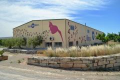 Vinya els Vilars murals art i vi Arbeca DO Costers del Segre - 12 de 28