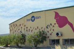Vinya els Vilars murals art i vi Arbeca DO Costers del Segre - 15 de 28