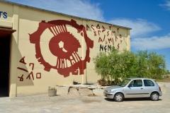 Vinya els Vilars murals art i vi Arbeca DO Costers del Segre - 18 de 28
