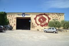 Vinya els Vilars murals art i vi Arbeca DO Costers del Segre - 20 de 28