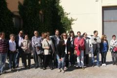Arriba el Bus del Vi a Vinya els Vilars 2013