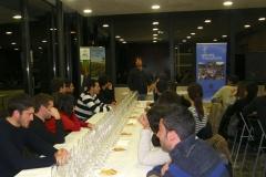 Tast vins i caves Conca del Barberà 2014