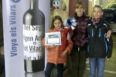 El nostre celler rep la visita dels escolars d'Arbeca amb motiu del dia de l'enorturisme europeo 2013