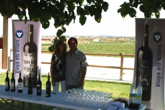 Celler Vinya els Vilars-visita PSC 3
