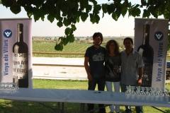 Celler Vinya els Vilars-visita PSC 4
