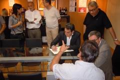 Celler Vinya els Vilars-visita PSC 14