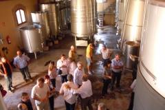Celler Vinya els Vilars-visita PSC 43