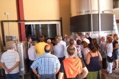 Celler Vinya els Vilars-visita PSC 16