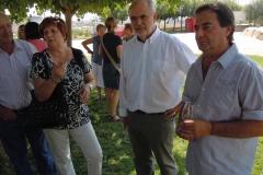 Celler Vinya els Vilars-visita PSC 40