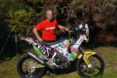 Vinya els Vilars amb el Dakar 2012