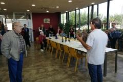 Visita a Vinya els Vilars dels Amics del terral de Borges Blanques - 04