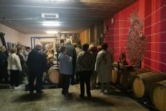 Visita a Vinya els Vilars dels Amics del terral de Borges Blanques - 06