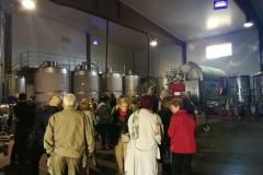 Visita a Vinya els Vilars dels Amics del terral de Borges Blanques - 08