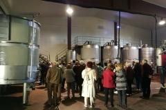 Visita a Vinya els Vilars dels Amics del terral de Borges Blanques - 09