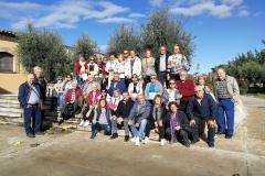 Visita a Vinya els Vilars dels Amics del terral de Borges Blanques - 12
