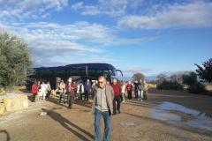 Visita a Vinya els Vilars dels Amics del terral de Borges Blanques - 13