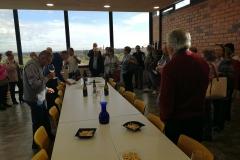 Visita a Vinya els Vilars dels Amics del terral de Borges Blanques - 14