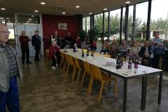 Visita a Vinya els Vilars dels Amics del terral de Borges Blanques - 15