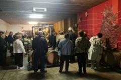 Visita a Vinya els Vilars dels Amics del terral de Borges Blanques - 16